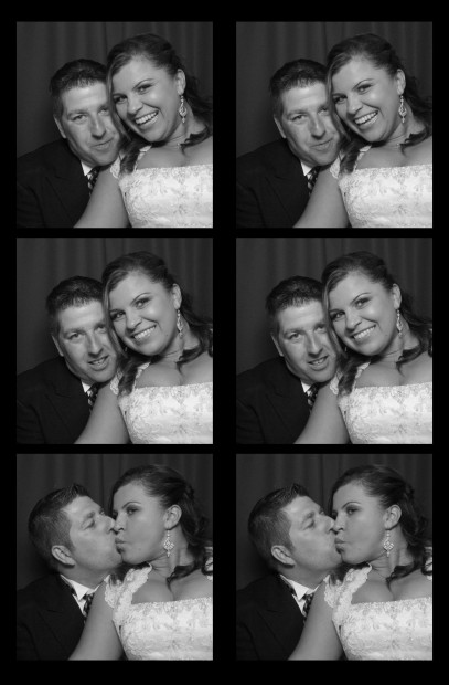photo booth rental.  bride and groom wedding in Rhode island, or Connecticut