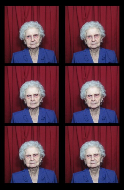 vintage photo booth rental. great-grandma at wedding in Rhode island, or Connecticut