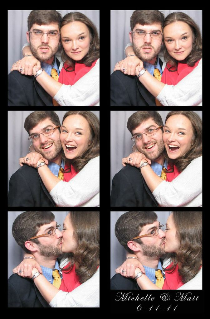 Cute Couple Photobooth Rentals From Photobooth Planet