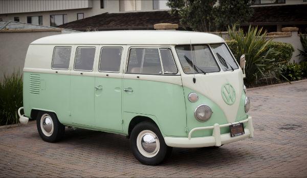 1967 VW Photobus