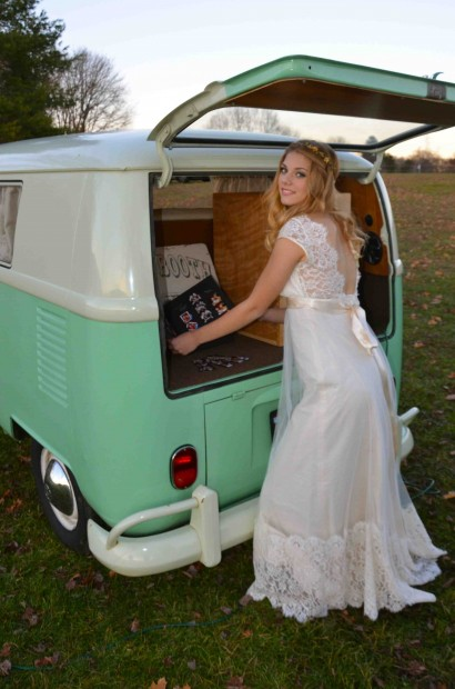 Chloe the PhotoBUS is a real showstopper.  The perfect photo booth option for setting your wedding apart.