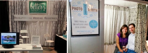 Photobooth Planet was recognized among the best wedding vendors in Connecticut by BetterThanRice.com