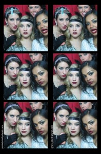 Photobooth celebration with New York City Broadway Dance Center