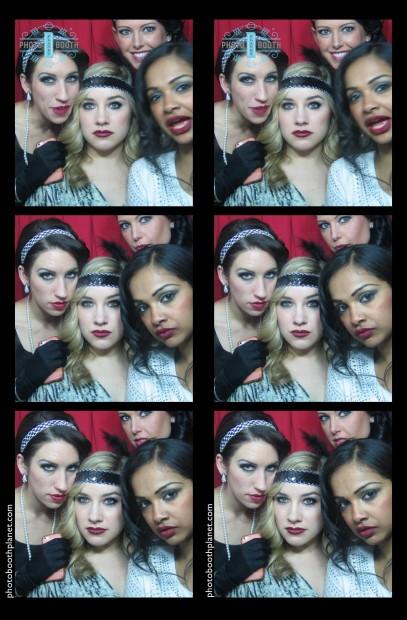 Photobooth celebration with New York City Broadway Dance Center