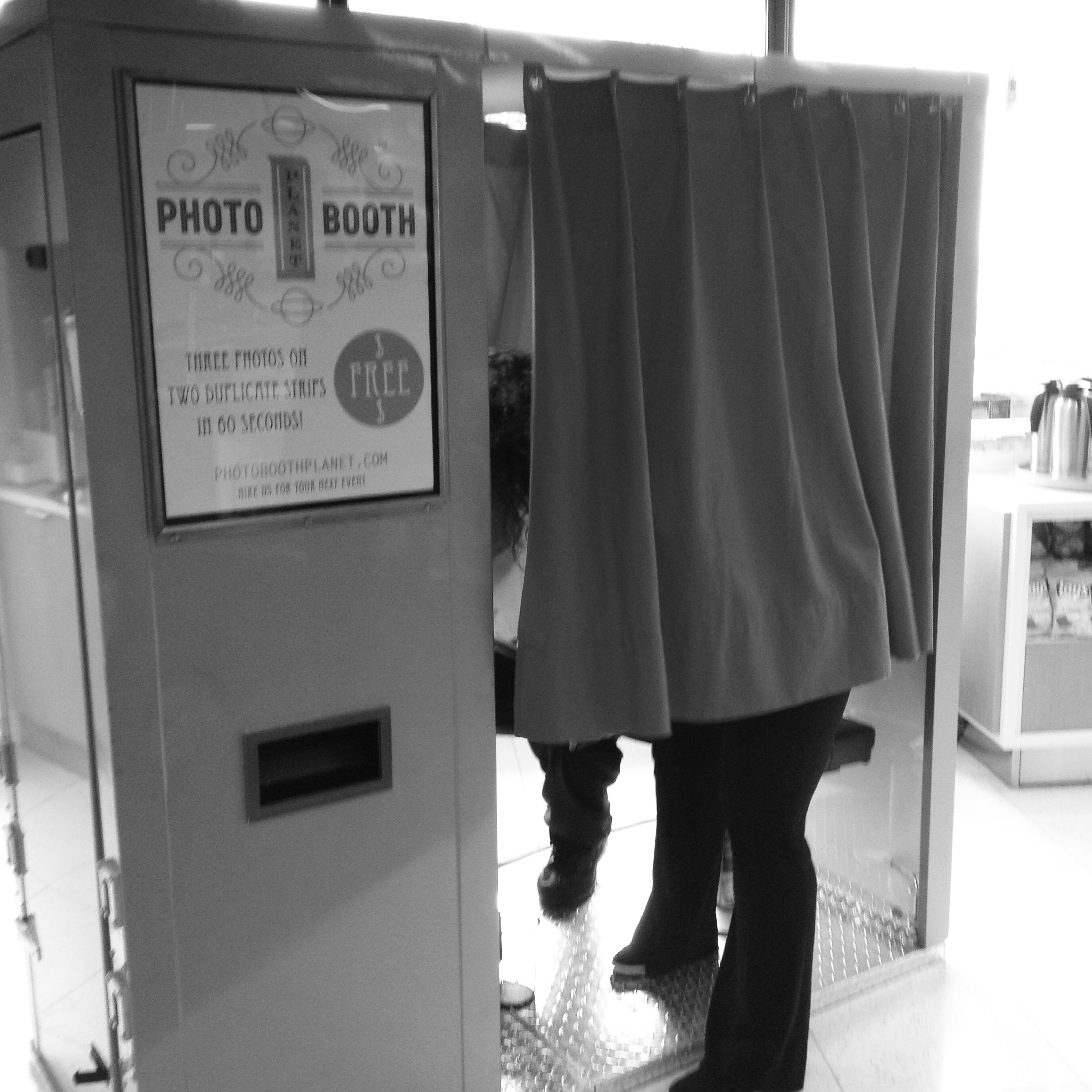 Photo Booth Rental NYC - Space and Aesthetics - Photobooth