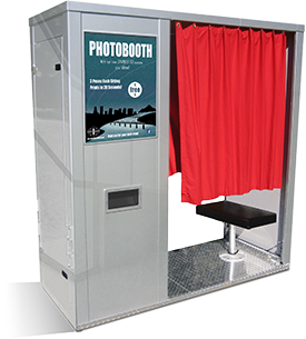 Double-strip Photo booth
